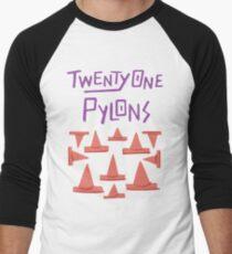 Twenty One Pylons Star vs the Forces of Evil Men's Baseball ¾ T-Shirt