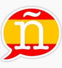Se Habla Español - España Sticker