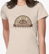 Carol's Baked Goods Womens Fitted T-Shirt