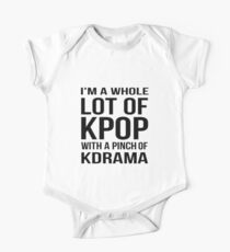 A LOT OF KPOP - PINK Kids Clothes