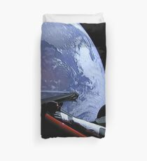 The Starman Duvet Cover
