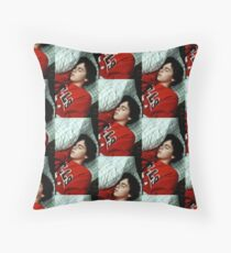 Jack Sleeping Grazer Throw Pillow