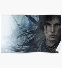 Tomb raider Lara Croft Poster