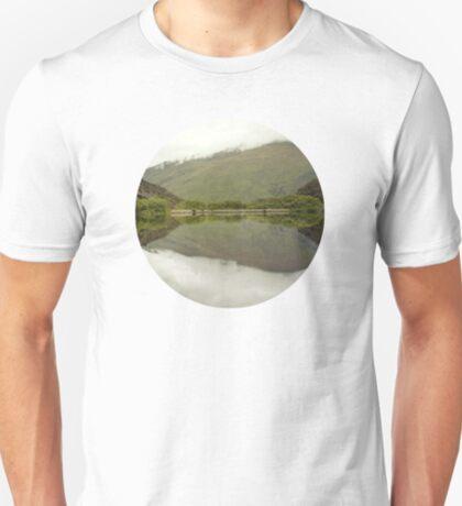 Reflexionen von Diamond Lake T-Shirt