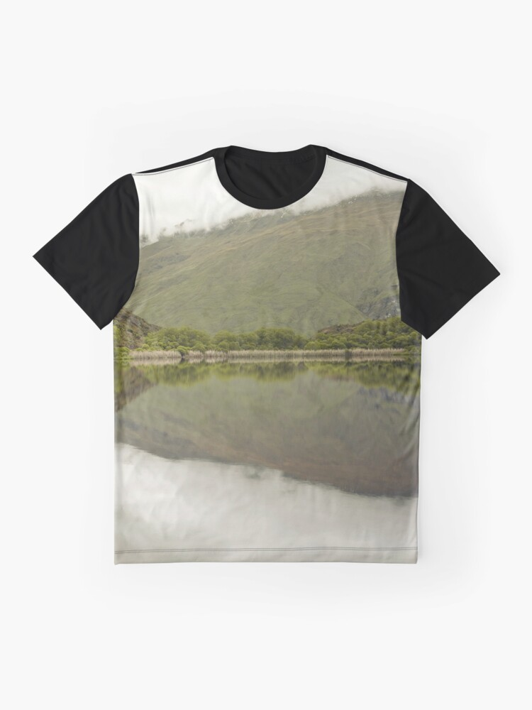 Alternative Ansicht von Reflexionen von Diamond Lake Grafik T-Shirt