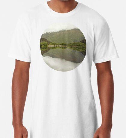 Reflexionen von Diamond Lake Longshirt