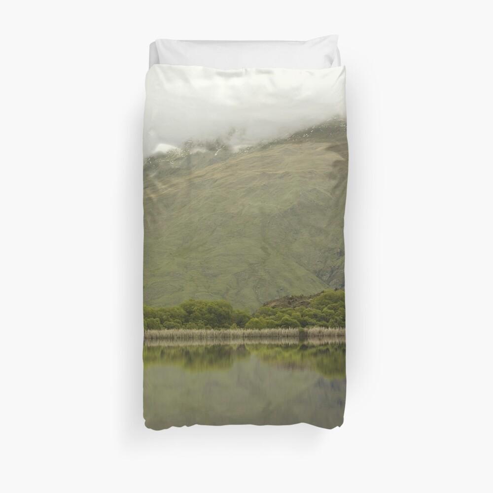 Reflexionen von Diamond Lake Bettbezug