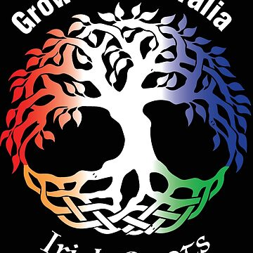 Grown in Australia - Irish Roots by MDBMerch