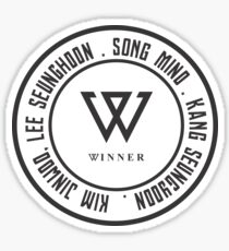 winner ot4 Sticker