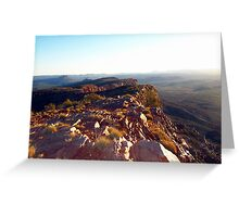Mt Gillan Greeting Card