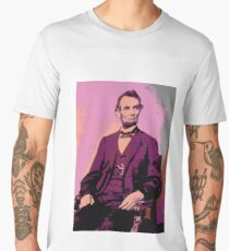 Abe Lincoln is Cool Men's Premium T-Shirt
