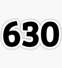 630 Sticker
