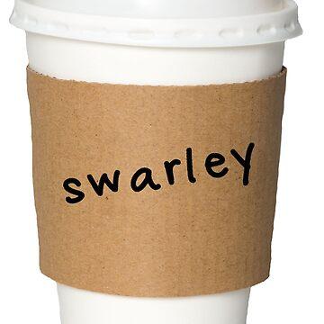 Swarley's Coffee Cup by KangarooZach41