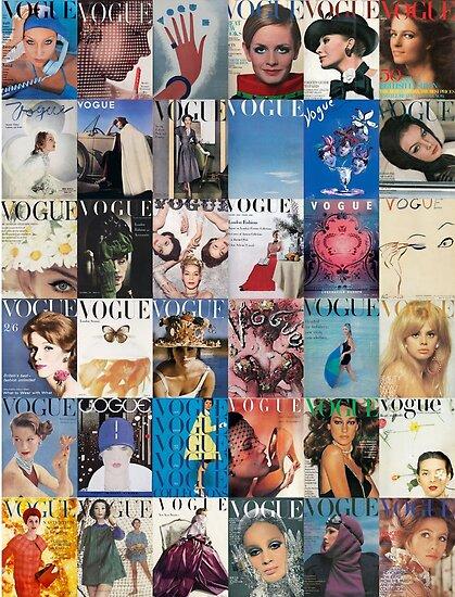 Vogue-Ing von belladesigns