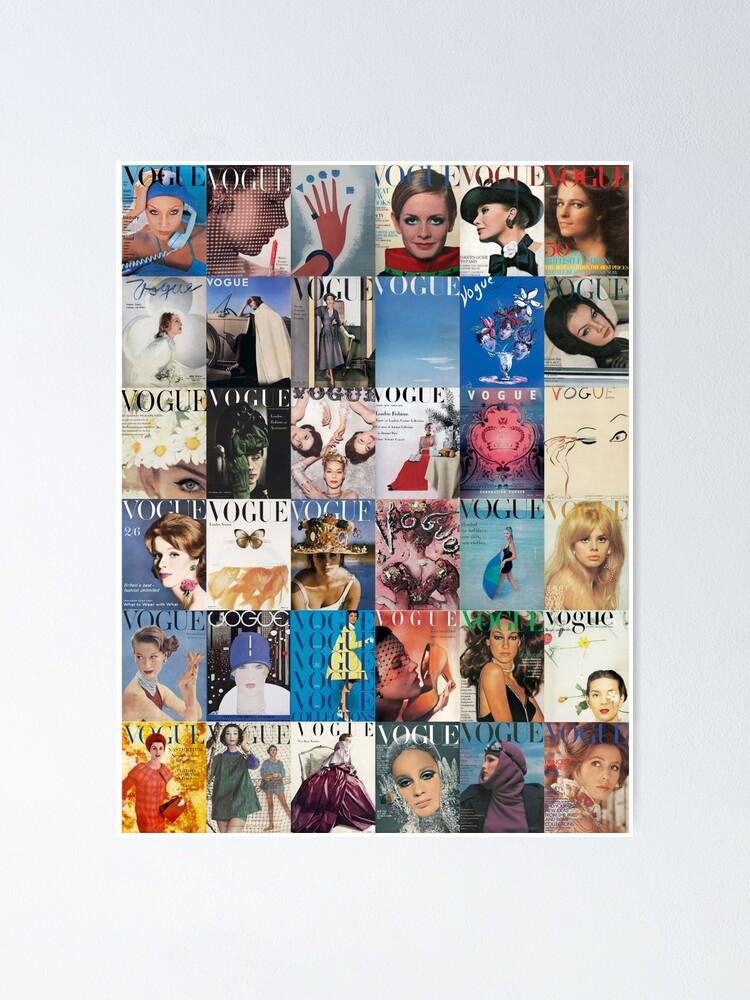 Alternate view of Vogue-ing  Poster