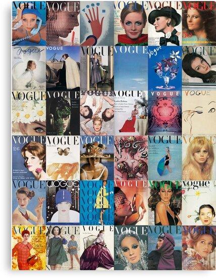«Vogue-ing» de belladesigns