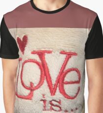 What's Love? Graphic T-Shirt