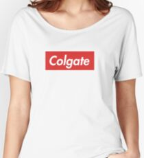 Colgate Women's Relaxed Fit T-Shirt