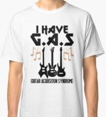 Joke Musician Guitar Wear, Funny Guitar Classic T-Shirt