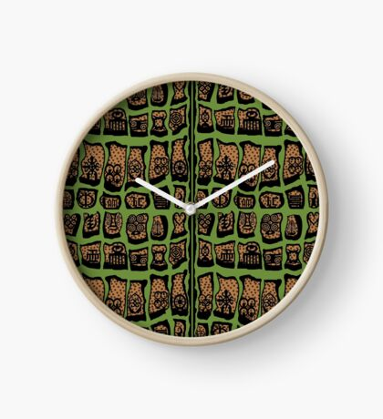 Sage Clock