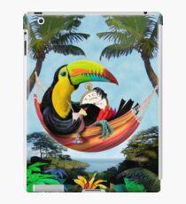Tico Zeit - Costa Rica iPad-Hülle & Klebefolie