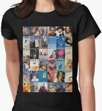 Vogue-ing  Womens Fitted T-Shirt