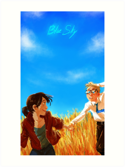 Blue Sky by bonkalore
