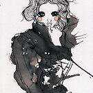 My Muse in Mango #01 by D.U.R.A .