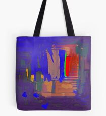 Red Blue Green Tote Bag