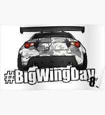#bigwingday - It's this day of the week again! Poster