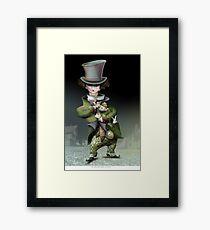 Mad Hatter Framed Print