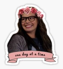 Elena Alvarez - One Day At a Time Sticker