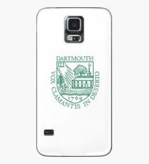 Dartmouth Logo Case/Skin for Samsung Galaxy