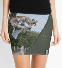 Punch the sky Mini Skirt