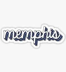 Memphis Retro Sticker