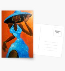 Girlfriend Postcards