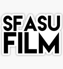 SFASU FILM Sticker