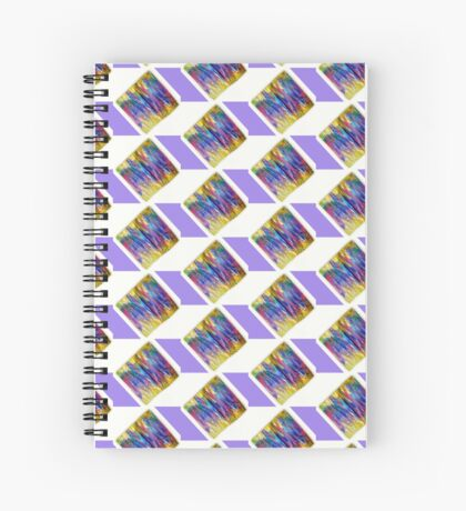 J'ouvert Spiral Notebook