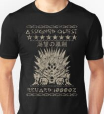 Assigned Quest - Nergigante  Unisex T-Shirt