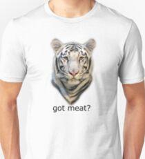 got meat? Unisex T-Shirt