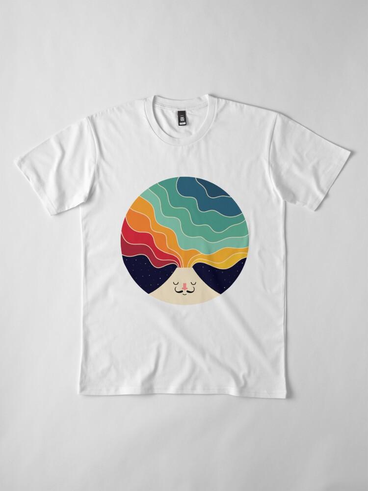 Alternative Ansicht von Denk weiter kreativ Premium T-Shirt