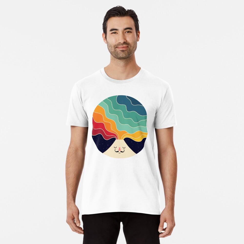 Denk weiter kreativ Premium T-Shirt