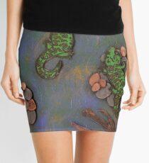 Salamander Party Mini Skirt
