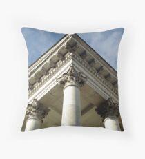 Cork City Court House Throw Pillow