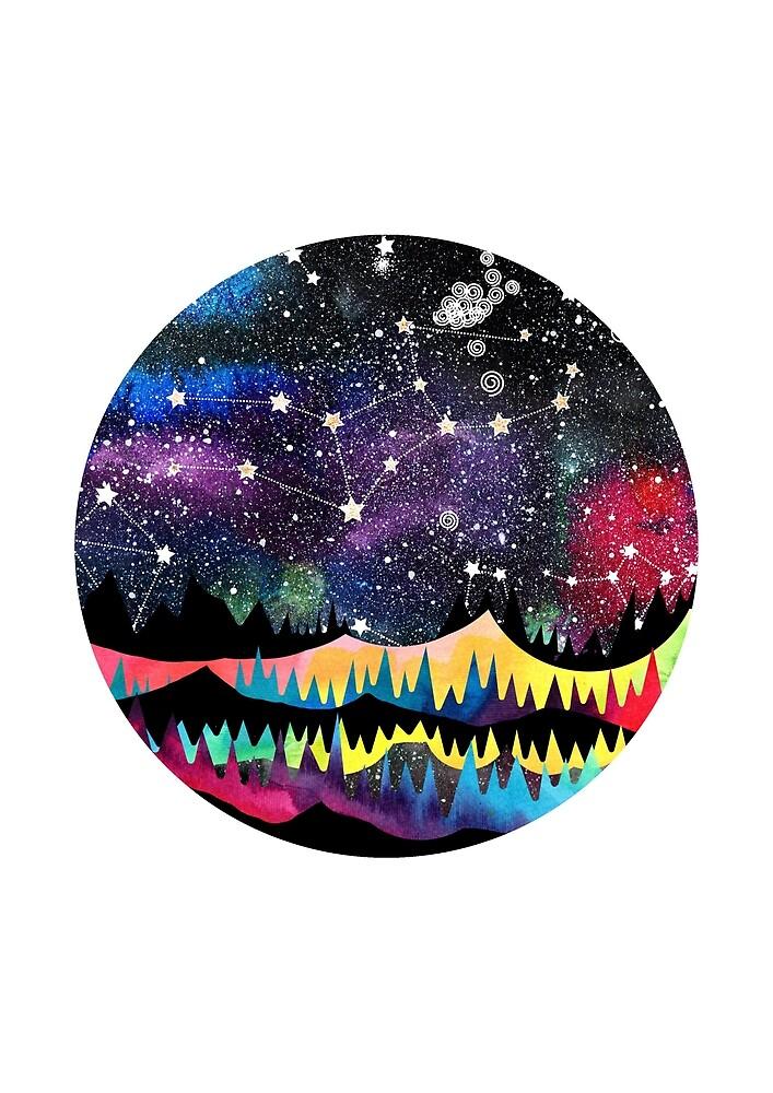 Virgo Constellation by Emery Smith