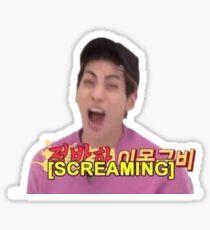 Jonghyun MEME Sticker