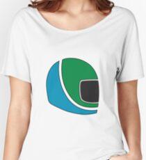 Metro 6R4 - Helmet Logo Women's Relaxed Fit T-Shirt