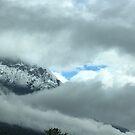 Clouds in St Anton by Catrin Stahl-Szarka
