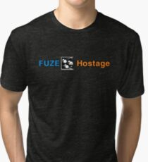 Fuze the Hostage (lose) [Roufxis - RB] Tri-blend T-Shirt