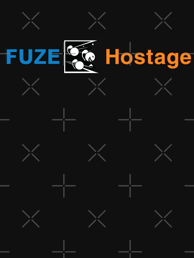Fuze the Hostage (lose) [Roufxis - RB] by RoufXis